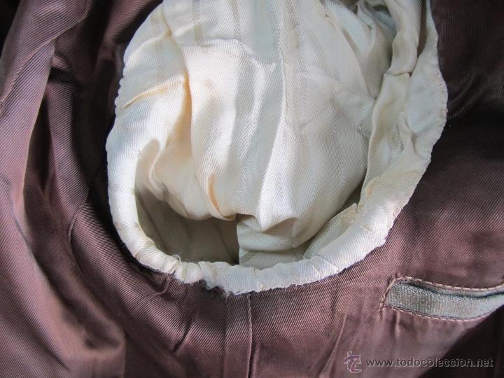 Militaria: Antiguo traje militar: chaqueta + pantalón - Foto 10 - 47048185