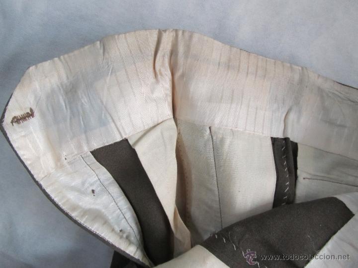 Militaria: Antiguo traje militar: chaqueta + pantalón - Foto 15 - 47048185