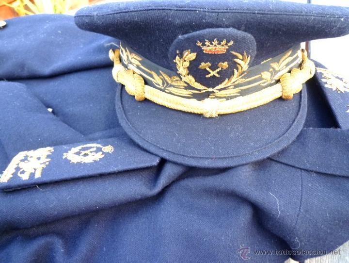 Militaria: UNIFORME ÉPOCA FRANCO - FALANGE - Foto 4 - 47118063