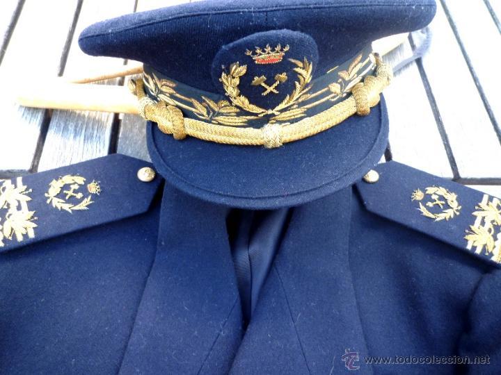 Militaria: UNIFORME ÉPOCA FRANCO - FALANGE - Foto 9 - 47118063