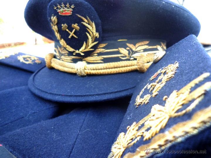 Militaria: UNIFORME ÉPOCA FRANCO - FALANGE - Foto 13 - 47118063