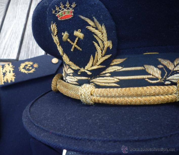 Militaria: UNIFORME ÉPOCA FRANCO - FALANGE - Foto 15 - 47118063
