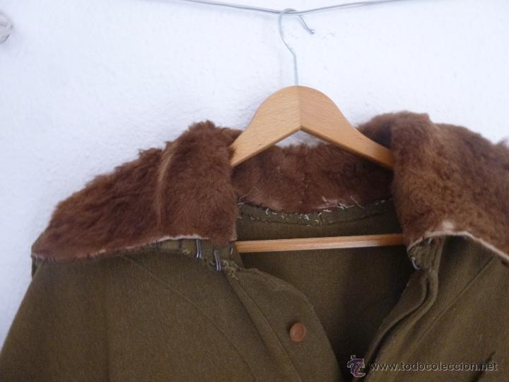 Militaria: capote manta ..guerra civil.. caballeria..todo original epoca. - Foto 5 - 49397811