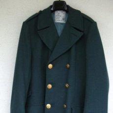 Militaria: ABRIGO LARGO GUARDIA CIVIL. TALLA 48. Lote 52135888