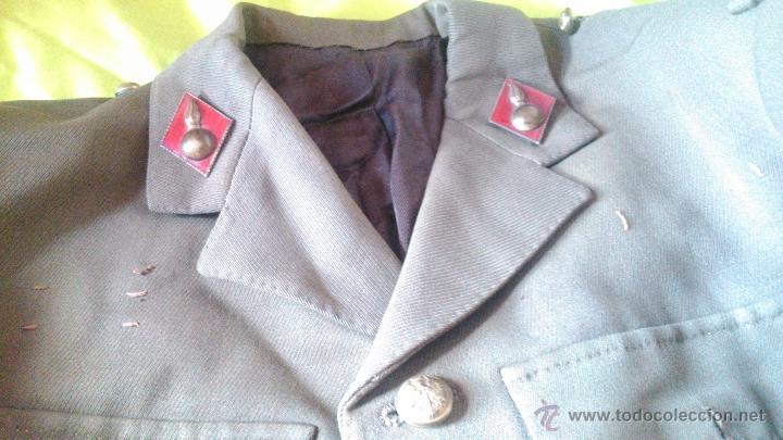 Militaria: GUERRERA DE UN CORONEL DE VOLUNTARIADO EN (LA DIVISION AZUL) - Foto 4 - 50819114