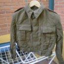 Militaria: CAZADORA CORTA DE PAÑO DEL EJÉRCITO ESPAÑOL. INFANTERÍA. Lote 51581014