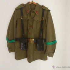 Militaria: CABO TROPAS DE MONTAÑA...EPOCA DE FRANCO.. Lote 52486934