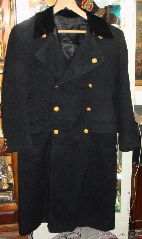 Capote abrigo