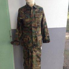 Militaria: ACADEMIA GENERAL DEL AIRE. UNIFORME DE LA EZAPAC O EADA.. Lote 52937774