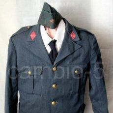 Militaria: 1 UNIFORME EJÉRCITO DEL AIRE, RÉGIMEN ANTERIOR, 1963- BOTONES MOD. 1938. Lote 53178803