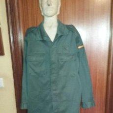Militaria: GUARDIA CIVIL. ANTIGUA CHAQUETA DE FAENA. Lote 182376925