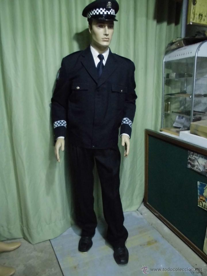 Antiguo Uniforme De Policia Local Comprar Uniformes