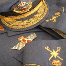 Militaria: UNIFORME COMPLETO DE GENERAL DE BRIGADA DE AVIACIÓN. EPOCA DE LA TRANSICIÓN. EJERCITO DEL AIRE.. Lote 54834400
