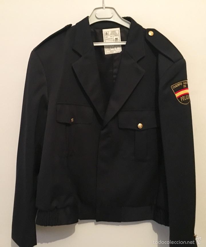 Chaqueta de uniforme