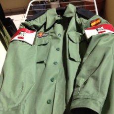 Militaria: GUERRERA BRIPAC. BRIGADA PARACAIDISTA. GRUPO LANZAMIENTO DE CARGAS.. Lote 56183638