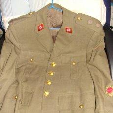 Militaria: GUERRERA TENIENTE CORONEL MEDALLA COLECTIVA HUESCA. Lote 57056252