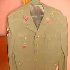 Militaria: GUERRERA CORONEL COLECTIVA REGULARES N. 3 PERMANENCIA REGULARES. Lote 57057771