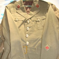 Militaria: GUERRERA TENIENTE CORONEL MEDALLA COLECTIVA NAVARRA. Lote 57060236