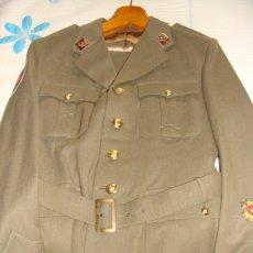 Militaria: GUERRERA CORONEL MEDALLA COLECTIVA INFANTERÍA. Lote 57060393