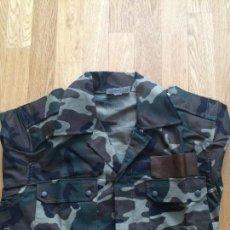Militaria: CAMISOLA VERDE BOSCOSO ET. Lote 57309223