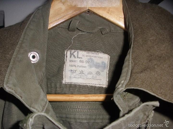 Militaria: MONO TRIPULACION CARRO DE COMBATE AÑOS 70/80, EJERCITO ESPAÑOL - Foto 3 - 224989188