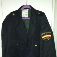 Militaria: UNIFORME POLICIA NACIONAL. Lote 57811412