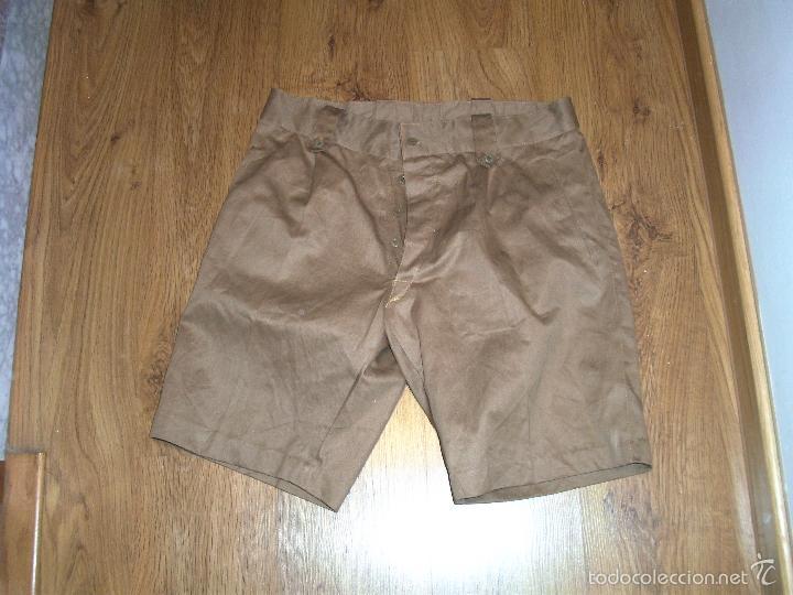 baratas para descuento 06b43 3e3e4 Pantalón corto color arena ejército español.tro - Vendido en ...