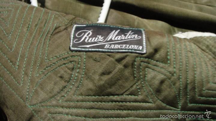 Militaria: traje de sargento . confeccionado por ruiz martin - barcelona - Foto 2 - 58397996