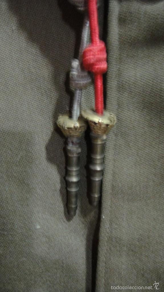 Militaria: traje de sargento . confeccionado por ruiz martin - barcelona - Foto 5 - 58397996