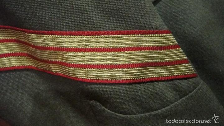 Militaria: traje de sargento . confeccionado por ruiz martin - barcelona - Foto 7 - 58397996