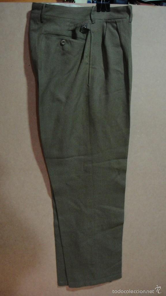 Militaria: traje de sargento . confeccionado por ruiz martin - barcelona - Foto 8 - 58397996