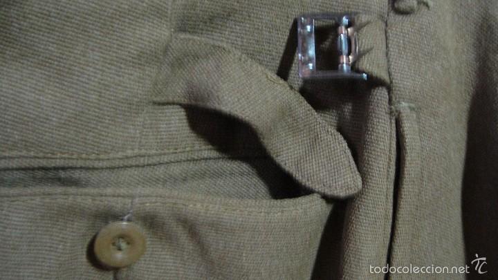 Militaria: traje de sargento . confeccionado por ruiz martin - barcelona - Foto 9 - 58397996