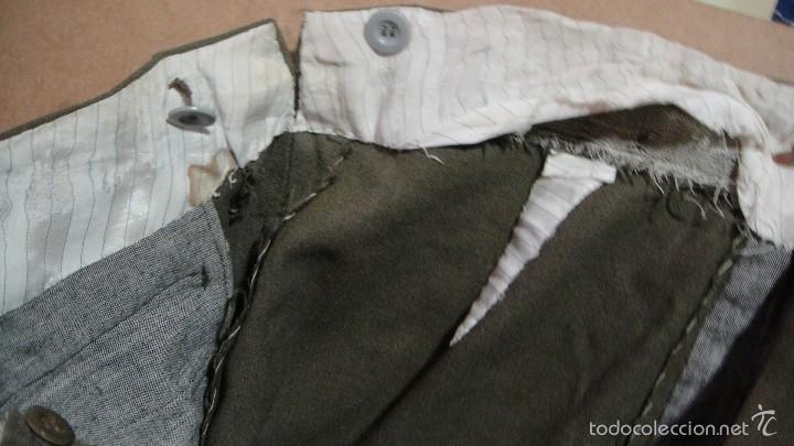 Militaria: traje de sargento . confeccionado por ruiz martin - barcelona - Foto 11 - 58397996