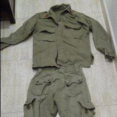 Militaria: TRAJE DE FAENA CABALLERIA ALFEREZ. Lote 58579158