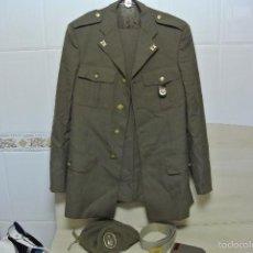 Militaria: TRAJE DEL EJERCITO ESPAÑOL . Lote 59715531