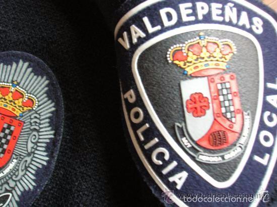 Militaria: ANTIGUO JERSEY DE LA POLICIA LOCAL DE VALDEPEÑAS ( CIUDAD REAL) - Foto 5 - 59938119