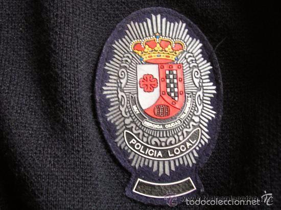 Militaria: ANTIGUO JERSEY DE LA POLICIA LOCAL DE VALDEPEÑAS ( CIUDAD REAL) - Foto 4 - 59938119