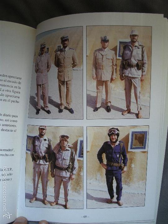 Militaria: foto de época, obsérvese la de abajo a la izquierda, pantalón de nomadeo y camisola de 2 bolsillos. - Foto 6 - 98608030
