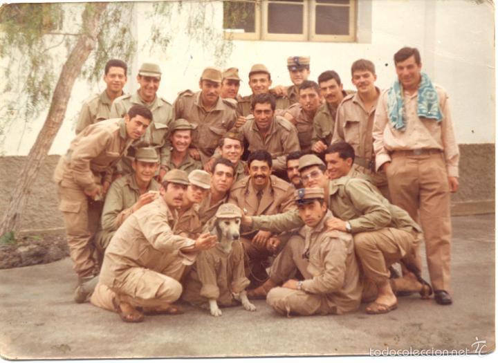 Militaria: SÁHARA, 1976, TROPAS PENINSULARES DE ATN. - Foto 7 - 98608030