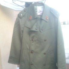 Militaria: ABRIGO DEL EJERCITO DE TIERRA SUBTENIENTE INFANTERIA. Lote 62934840