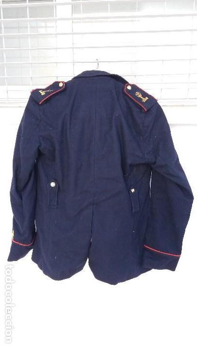 Militaria: Traje ropa militar infantería marina uniforme patalon y chaqueta - Foto 2 - 65906662