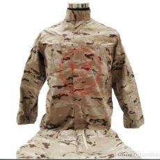 Militaria: UNIFORME ÁRIDO PIXELADO EJÉRCITO ESPAÑOL. Lote 66235794