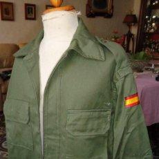 Militaria: UNIFORME M-67 VERDE OLIVA DEL EJÉRCITO ESPAÑOL, AÑOS 80. NUEVO, SIN USAR.. Lote 154667484