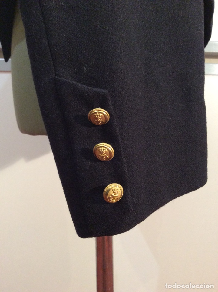 Militaria: Uniforme chaquetilla corta de marinero de la armada, cabo epoc Alf XIII, naval, marina. - Foto 5 - 67754839