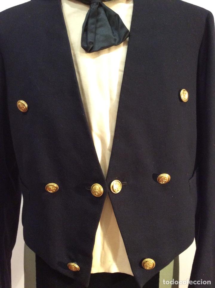 Militaria: Uniforme chaquetilla corta de marinero de la armada, cabo epoc Alf XIII, naval, marina. - Foto 8 - 67754839