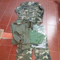 Militaria: UNIFORME MILITAR EJÉRCITO ESPAÑOL SIN USAR , NUEVO . Lote 68679997