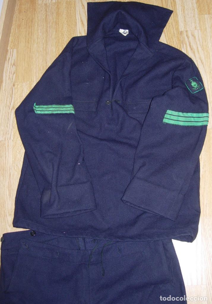 Militaria: Uniforme marinero, armada española, marina, ejército español - Foto 2 - 68779333