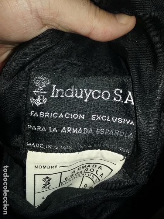 Militaria: ARMADA ESPAÑOLA. UNIFORME COMPLETO DE UN OFICIAL. ALFEREZ DE NAVIO. - Foto 2 - 69008093