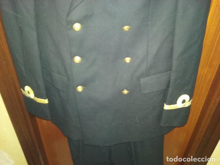 Militaria: ARMADA ESPAÑOLA. UNIFORME COMPLETO DE UN OFICIAL. ALFEREZ DE NAVIO. - Foto 4 - 69008093