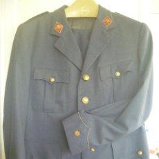 Militaria: AVIACION : UNIFORME DE COMANDANTE PILOTO . EPOCA DE FRANCO. Lote 69249333